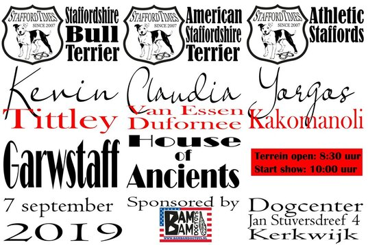 Stafford Times Dog Show 2019